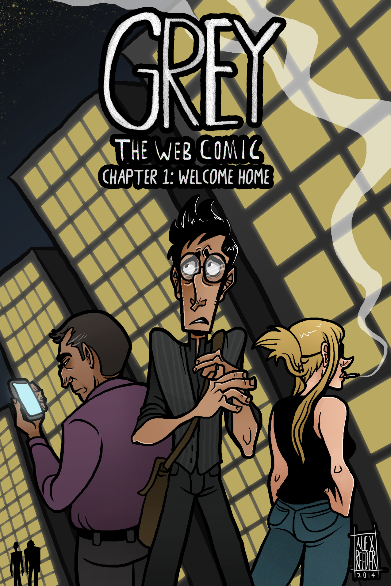 Chapter 1: Welcome Home
